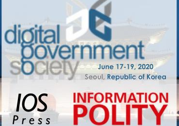 DGO 2020 Information Polity by IOS Press